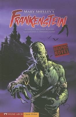 Frankenstein - Graphic Fiction: Graphic Revolve (Paperback)
