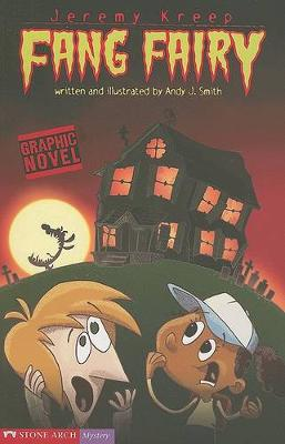 Fang Fairy - Graphic Fiction: Tiger Moth (Paperback)