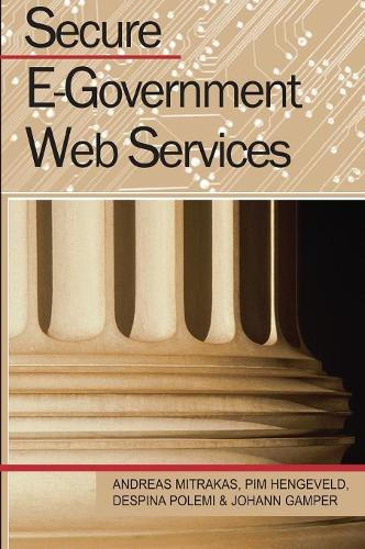 Secure E-government Web Services (Hardback)