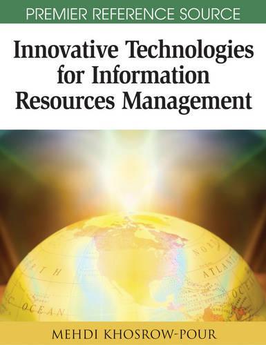Innovative Technologies for Information Resources Management (Hardback)
