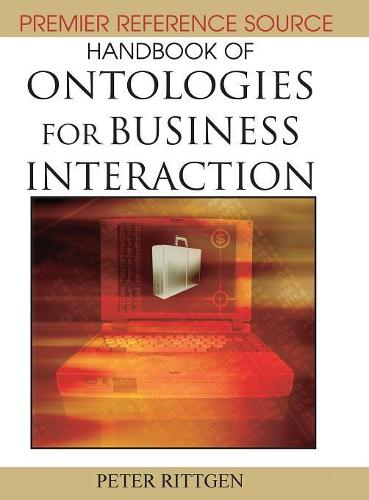 Handbook of Ontologies for Business Interaction (Hardback)
