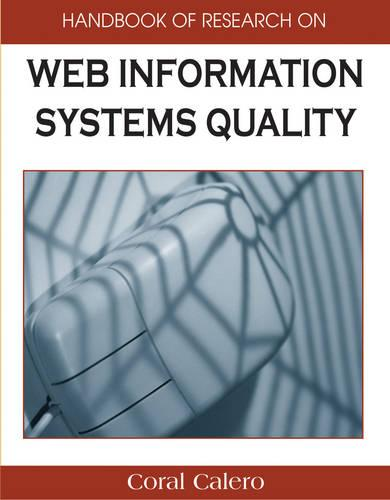 Handbook of Research on Web Information Systems Quality (Hardback)