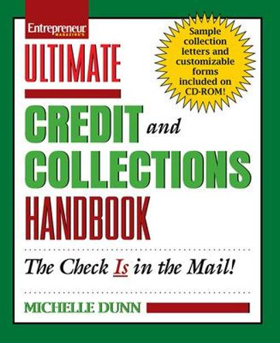 Ultimate Credit and Collection Handbook (Paperback)