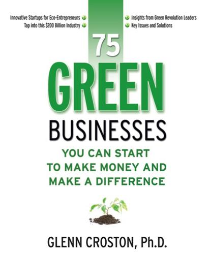 75 Green Businesses You Can Start to Make Money and Make a Difference (Paperback)