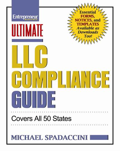 Ultimate LLC Compliance Guide: Covers All 50 States - Ultimate Series (Paperback)