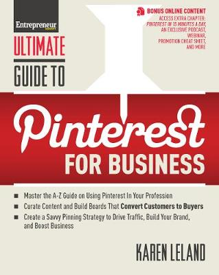 Ultimate Guide to Pinterest for Business - Ultimate Series (Paperback)