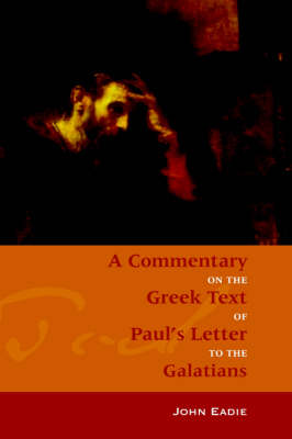 Commentary on Galatians (Paperback)