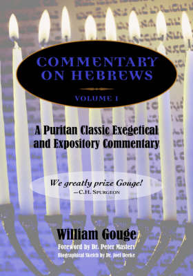 Commentary on Hebrews: Exegetical and Expository - Vol. 1 (Heb. 1-7) (Hardback)