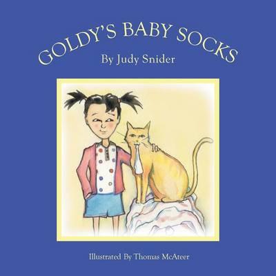 Goldy's Baby Socks (Paperback)