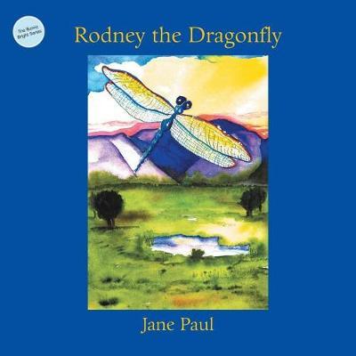 Rodney the Dragonfly (Paperback)