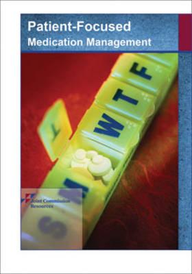 Patient-focused Medication Management (Paperback)