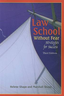 Law School Without Fear: Strategies for Success - Career Guides (Paperback)