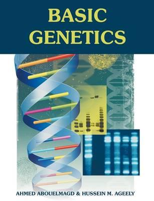 Basic Genetics: Textbook and Activities (Paperback)
