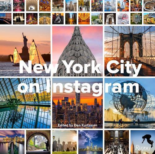New York City on Instagram (Hardback)