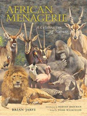 African Menagerie: A Celebration of Nature (Hardback)