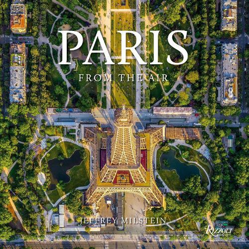 Paris: From The Air (Hardback)