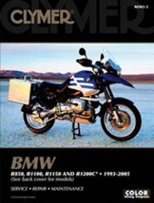BMW R850, R1100, R1150 And R1200C (Paperback)