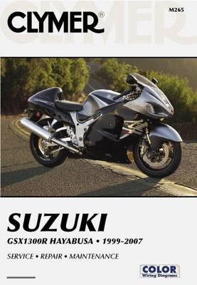 Suzuki GSX1300R Hayabusa 99-07 (Paperback)