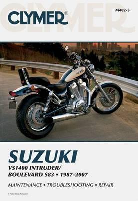 Suzuki Vs1400 Intruder/Boulevard (Paperback)