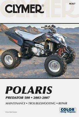 Polaris Predator 2003-2007 (Paperback)
