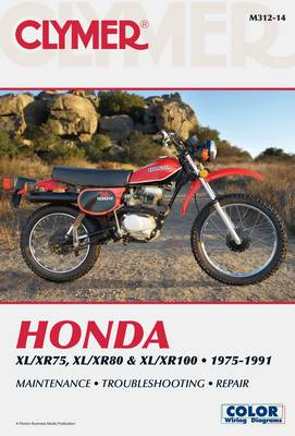 Clymer Honda Xl/Xr75, Xl/Xr80 & X (Paperback)