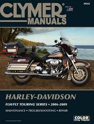 Clymer Harley-Davidson FLH/FLT To (Paperback)