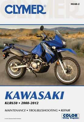 Clymer Kawasaki KLR650 2008-2012 (Paperback)