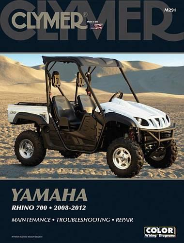 Yamaha Rhino 700 2008-2012 (Paperback)