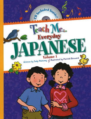 Teach Me... Everyday Japanese: Volume I (Hardback)