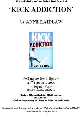 Kick Addiction (Paperback)