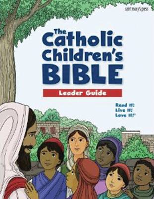 The Catholic Children's Bible: Leader Guide (Spiral bound)