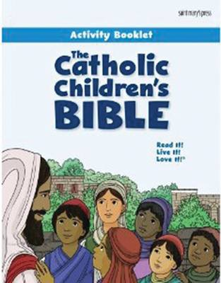 The Catholic Children's Bible: Activity Booklet (Paperback)