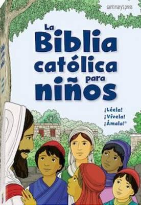 La Biblia Catholica para Ninos (Paperback)