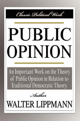 Public Opinion (Hardback)