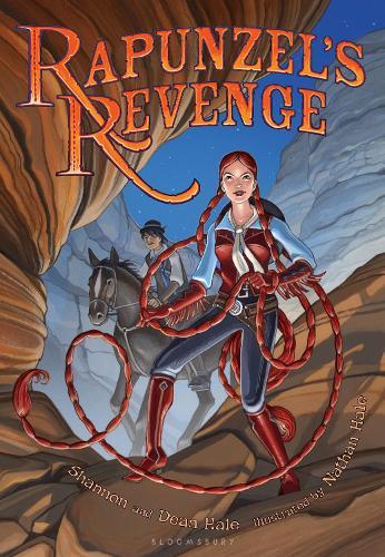 Rapunzel's Revenge (Paperback)
