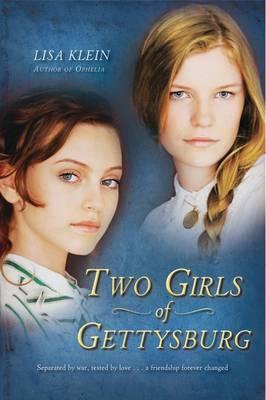 Two Girls of Gettysburg (Paperback)