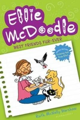 Ellie McDoodle: Best Friends Fur-Ever - Ellie McDoodle (Paperback)