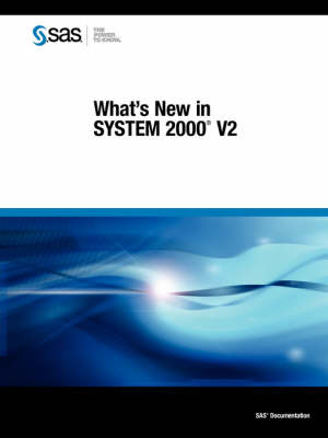 What's New in SYSTEM 2000(R) V2 (Paperback)