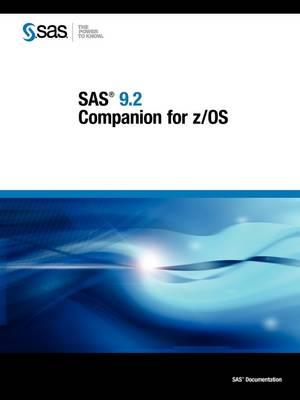 SAS 9.2 Companion for Z/OS (Paperback)