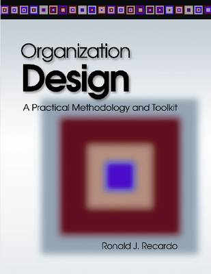 Organization Design: A Practical Methodolgy and Toolkit (Paperback)
