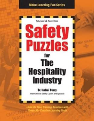 Safety Puzzles for the Hospitality Industry (Spiral bound)