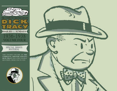 Complete Chester Gould's Dick Tracy Volume 4 (Hardback)