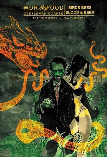 Wormwood, Gentleman Corpse Volume 1 (Paperback)