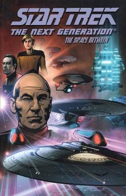 Star Trek The Next Generation - The Space Between (Paperback)