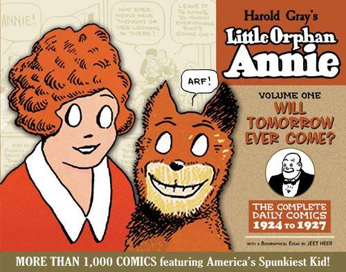 Complete Little Orphan Annie Volume 1 (Hardback)