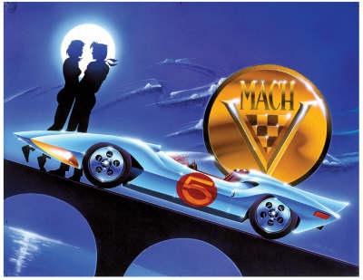 Speed Racer: v. 5 (Paperback)