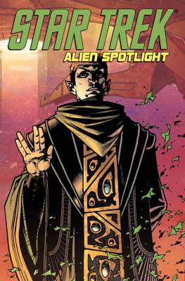 Star Trek: Alien Spotlight (Paperback)