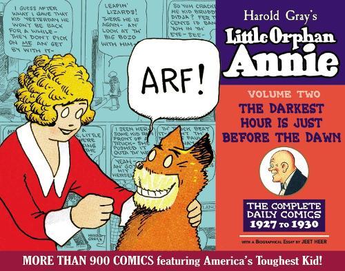 Complete Little Orphan Annie Volume 2 (Hardback)