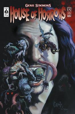 Gene Simmons House of Horrors (Paperback)