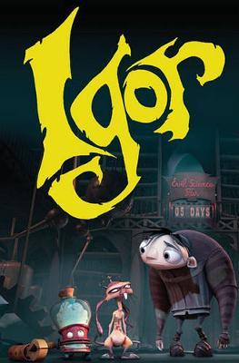 Igor Movie Adaptation (Paperback)